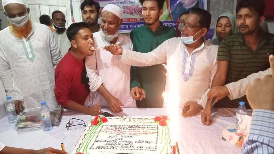 খন্দকার মোশাররফ হোসেন এমপির ৮২তম জন্মদিন উপলক্ষে দোয়া অনুষ্ঠিত